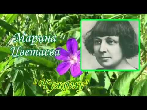 Изображение предпросмотра прочтения – СергейПавлов читает произведение «Чужому» М.И.Цветаевой