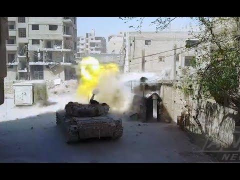 Operation «Damascus Steel» - Kafr Batna | March 20th 2018 | Eastern Ghouta