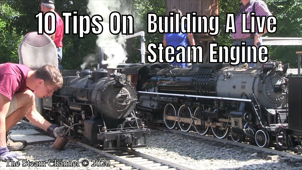10 Tips To Consider Before Starting A Live Steam  Project