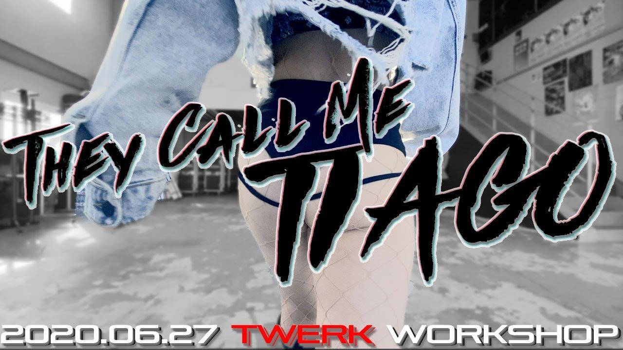 [PRIIMEBTCHS | 프라임비치스] Tiagz - They Call Me Tiago / 트월킹 Twerk Choreo / Twerk Workshop
