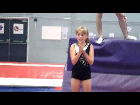 Burnham gymnast paris