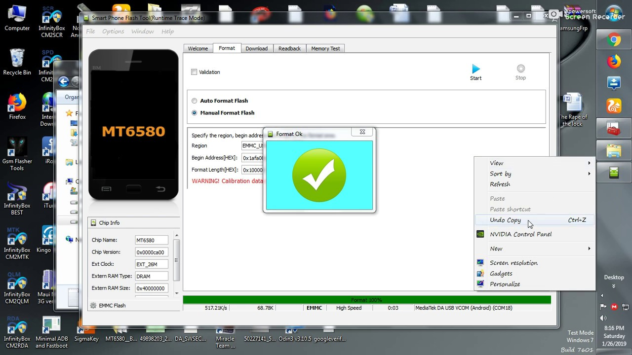 SYMPHONY V135 MT6580 FIRMWARE FRP REMOVE, DEAD BOOT REPAIR FLASH FILE  WITHOUT PASSWORD 100% TESTED