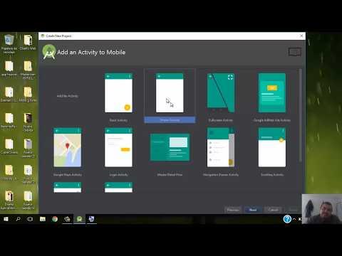 Clase 1.- Mi primera Aplicación con Android Studio