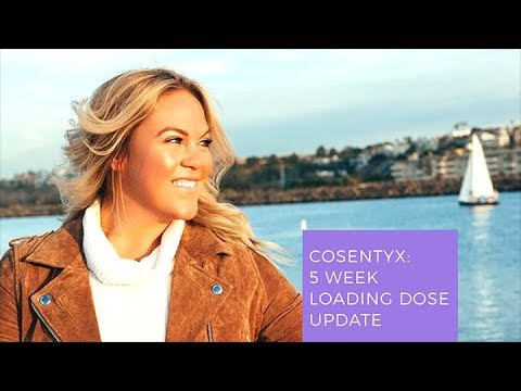Cosentyx: 5 Week Loading Dose Update