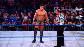 Ethan Carter III challenges a Legend of wrestling (December 5, 2013)
