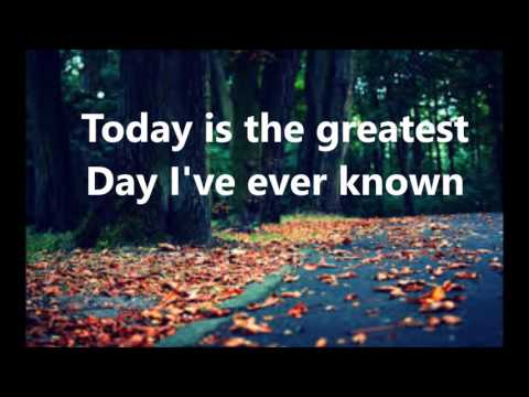Willamette Stone -Today  Lyrics