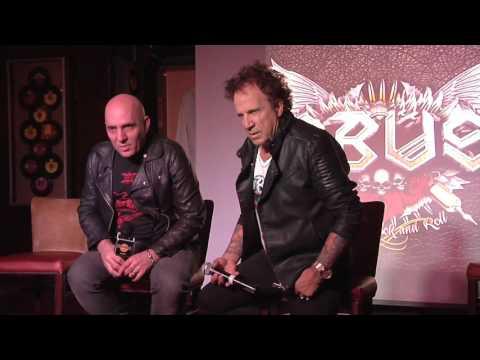 Rueda de Prensa Obús en Hard Rock Cafe 05/11/15