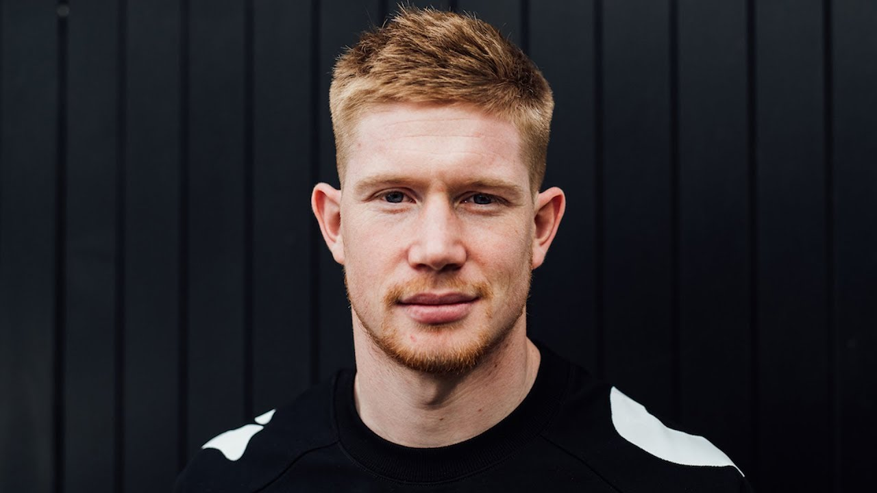 Let Kevin De Bruyne Talk | The Players' Tribune - YouTube