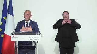 COVID-19 | Conférence de presse, 9 avril 2020, par le Directeur général de la santé | Gouvernement
