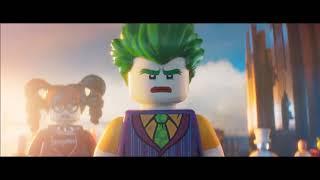 The LEGO Batman Movie - Batman And Joker Save Gotham