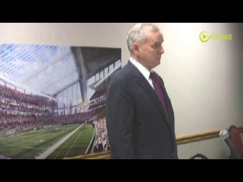 Gov. Dayton on Vikings Stadium: Shocked, Shocked to Find Seat Licenses in Here!