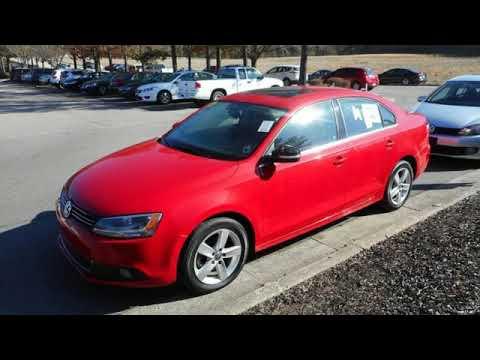 2012 Volkswagen Jetta Raleigh NC Durham, NC #G33713