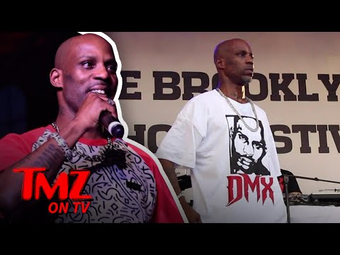 DMX Has Seen The Light! | TMZ TV