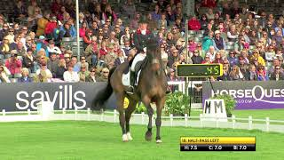 Dressage highlights & Ros Canter's leading test