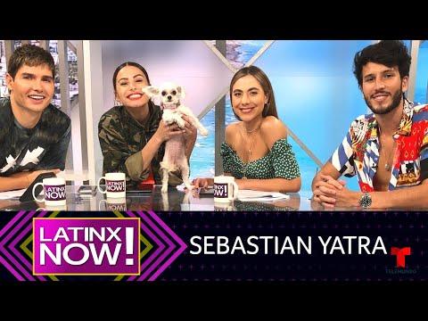 Entrevista: Sebastián Yatra confirma grandes planes con su novia Tini Stoessel  Latinx Now