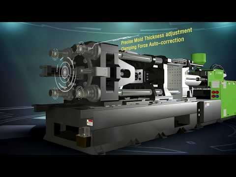 lisong high thin-wall injection molding machine