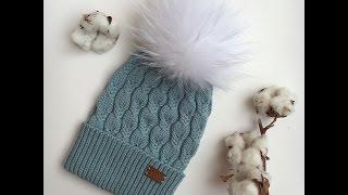 Вязание. Шапки и шапочки. Идеи для вдохновения.