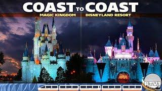 🔴Live: Coast to Coast - Walt Disney World & Disneyland Live Stream - 2-9-19