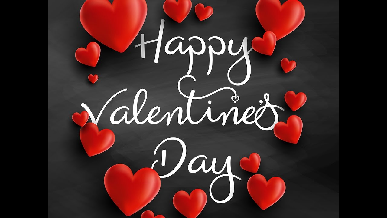 Happy Valentines Day 2017 HD Wallpaper Download - YouTube