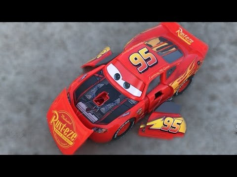 Thumbnail: Disney Cars Toys Lightning McQueen Thomas and Friends Percy