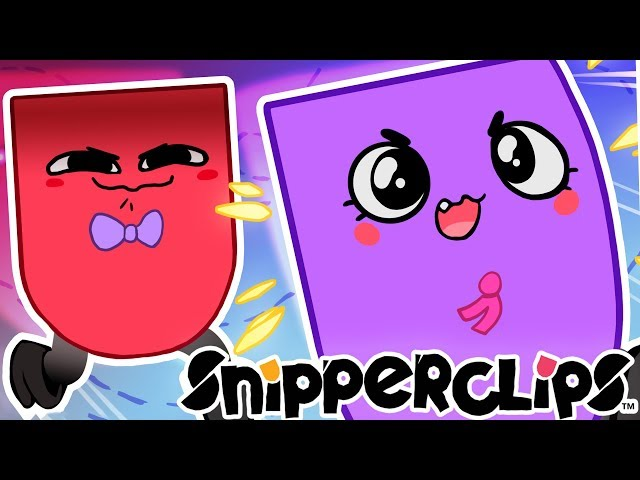Let Me Snip Snip You! - Snipperclips