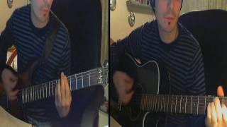 Nickelback - someday guitar cover