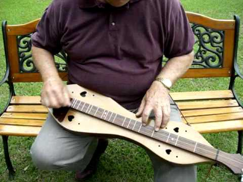 Farther Along, played on mountain dulcimer