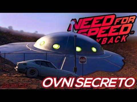 EASTER EGG DO OVNI SECRETO! | Need For Speed Payback