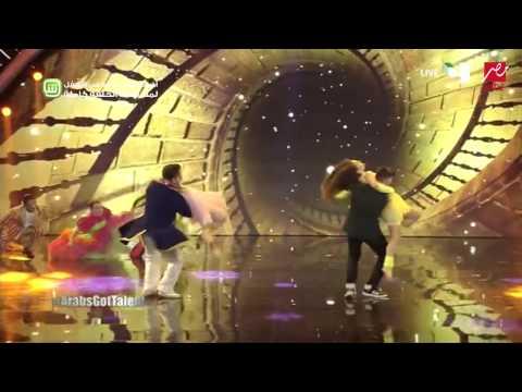 Arabs Got Talent -كارن وتلما- عرض النهائيات