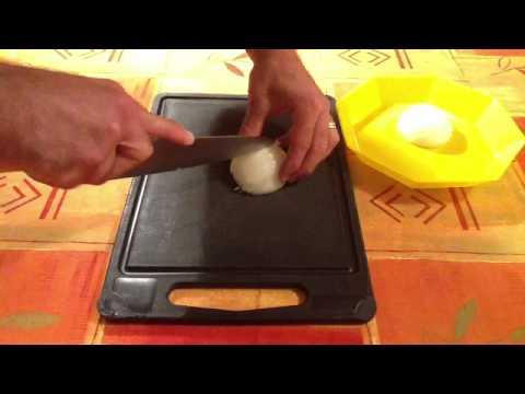 Ciseler un oignon astuces de cuisine youtube for Video de cuisine youtube