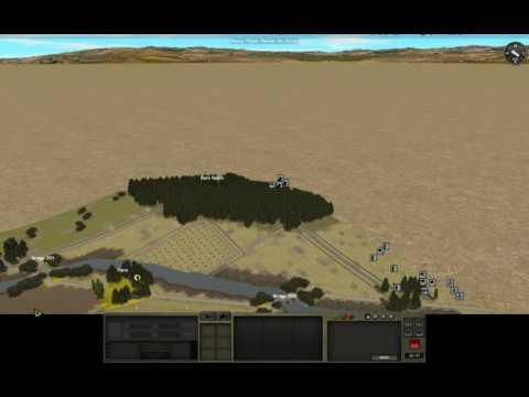 Combat Mission Fortress Italy Avanti!! scenario Engine 4 part 1
