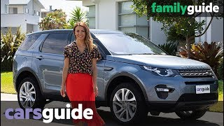 Land Rover Discovery Sport 2019 review: SE Si4