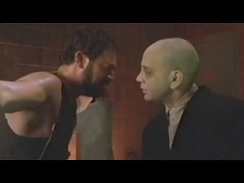 Six: The Mark Unleashed scene Jeffrey Dean Morgan tortured by Brad Heller