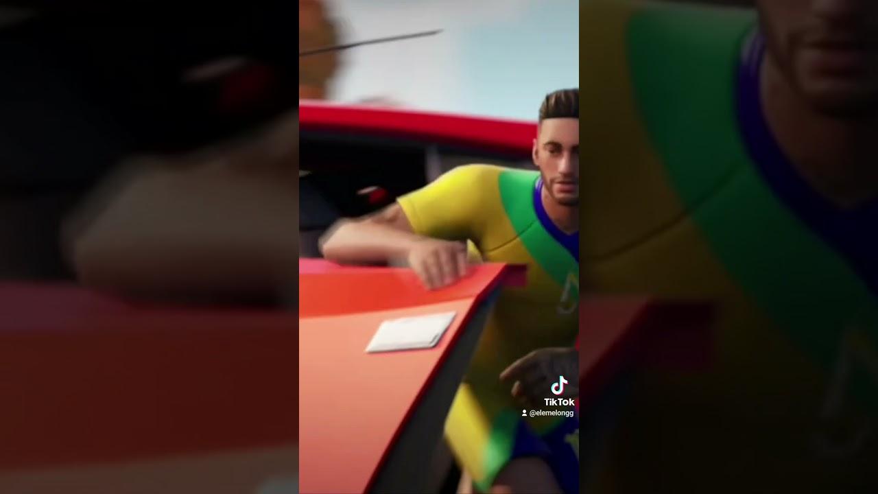 Neymar Skin is EPIC!!! #Shorts