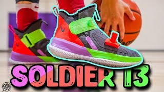 Nike Lebron Soldier 13 Performance Review!