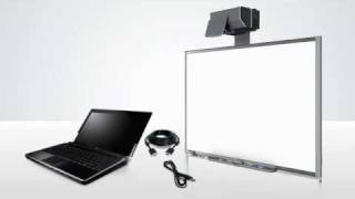 How to connect the SMART Board cables - SMART tutorials for teachers - the virtual school