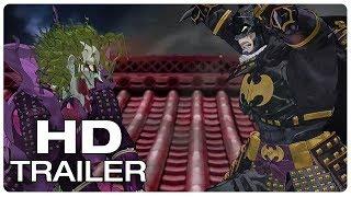 BATMAN NINJA Trailer #2 (2018) Superhero Movie HD