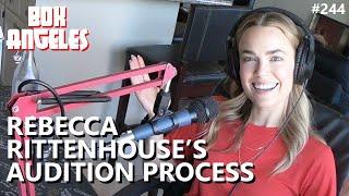 Rebecca Rittenhouse Shares Her Preparation Process