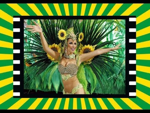 Samba Mashup - Brazil Un official song dance tune DJ Electro Swingable Mix
