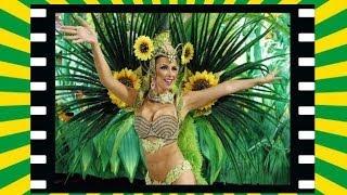 Samba Mashup - Brazil world cup un official 2014 song dance mix