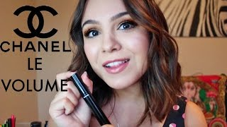 Chanel Le Volume Mascara Review Thumbnail