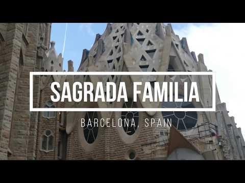 Sagrada Familia & Cathedral tour in Barcelona, Spain