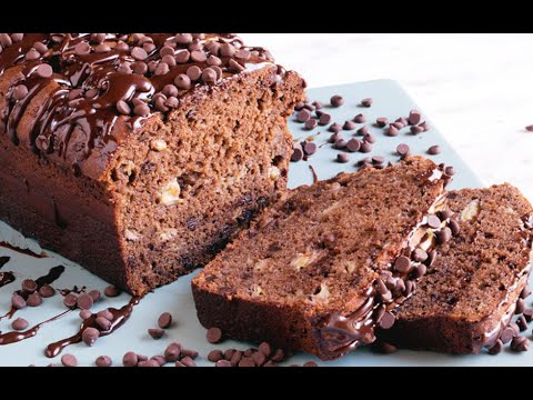 banana-chocolate-cake-recipe-|-banana-bread-|-easy-cooking-recipe