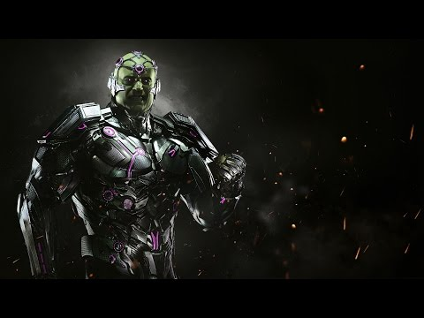 Thumbnail: Injustice 2 - Introducing Brainiac!