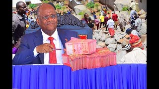 Rais Magufuli aunga juhudi za Wananchi Mwanza, atoa Milioni 20