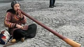 Didjeridoo - An Australian Aboriginal Musical Instrument