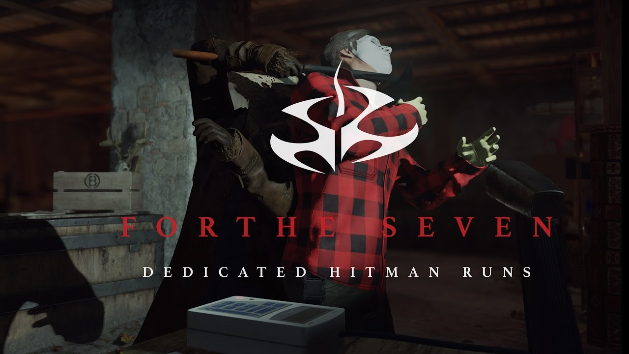 Hitman 2016 Baldy Killing Evil People Hopefully No Sexy Nuns Games Quarter To Three Forums