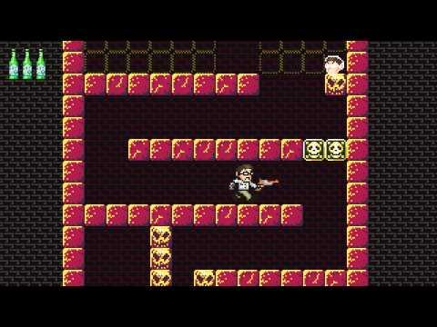 AVGN Adventures (Wii U) Part 1 | 8-Bit Eric