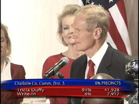 Bill Nelson celebrates US Senate win over Connie Mack: You Decide 2012