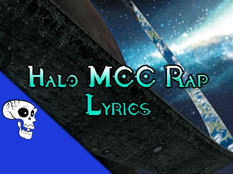 "Halo Master Chief Collection Rap LYRIC VIDEO by JT Music – ""Back in the Ring"""